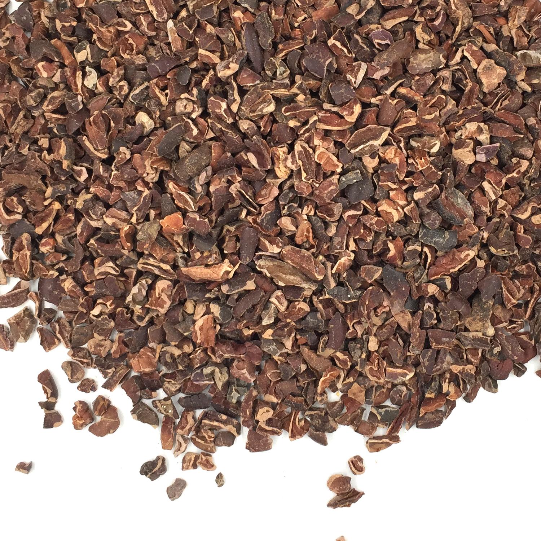 Bulk herbs wholesale - Cocoa Cacao Nibs Lb Span