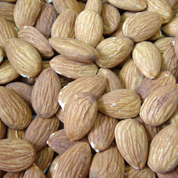 Almonds, Raw - 1 Lb