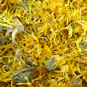 Calendula Flowers, Whole - 1 Lb (may incur extra shipping costs)