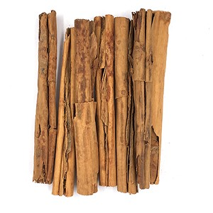 Cinnamon Sticks Ceylon, 5 inch - 8oz <span style ='padding-right: 2em; float: right; font-size: small; color: #CC0000; font-weight:bold;'>*New*</span>