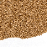 Mustard Seeds, Whole Yellow - 1 Lb