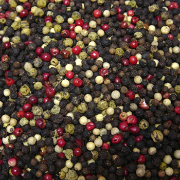 Peppercorn 4-Color Mix - 1 Lb