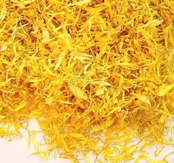 Calendula (Marigold) Petals - 1 Lb  (may incur extra shipping costs)