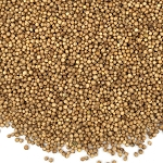 Coriander Seeds (California), Whole - 1 Lb