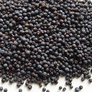 Juniper Berries, Italian - 1 Lb