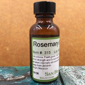 Rosemary Essential Oil - 1 Fluid Oz