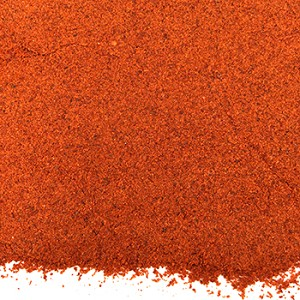 Paprika Powder, Smoked (Spanish) - 1 Lb