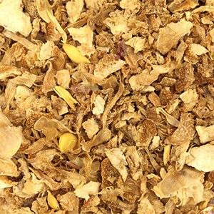 Lemon Peel (Florida), Flake Cut- 1 Lb