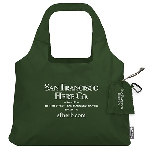 SF Herb ChicoBag Vita, Dark Green - 1 Each